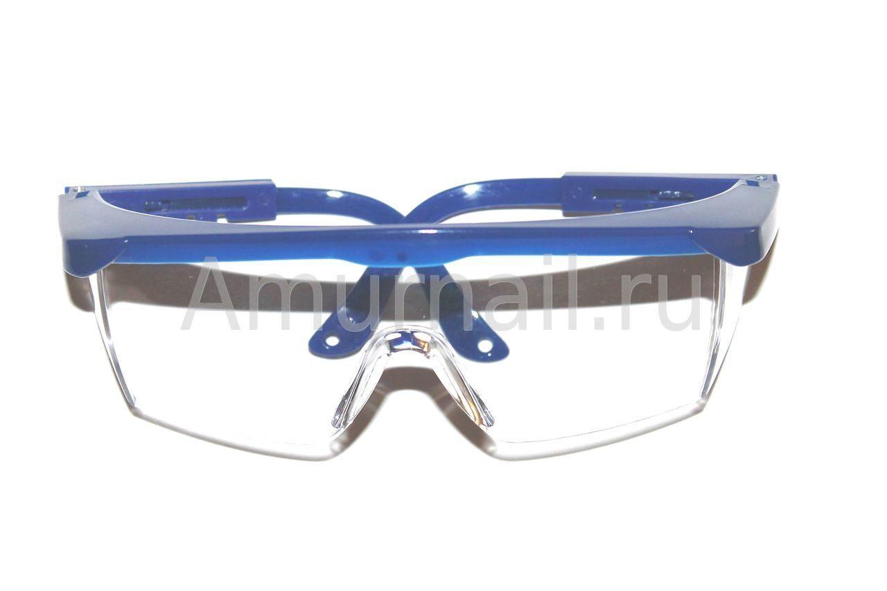 Очки с лупой для наращивания ресниц