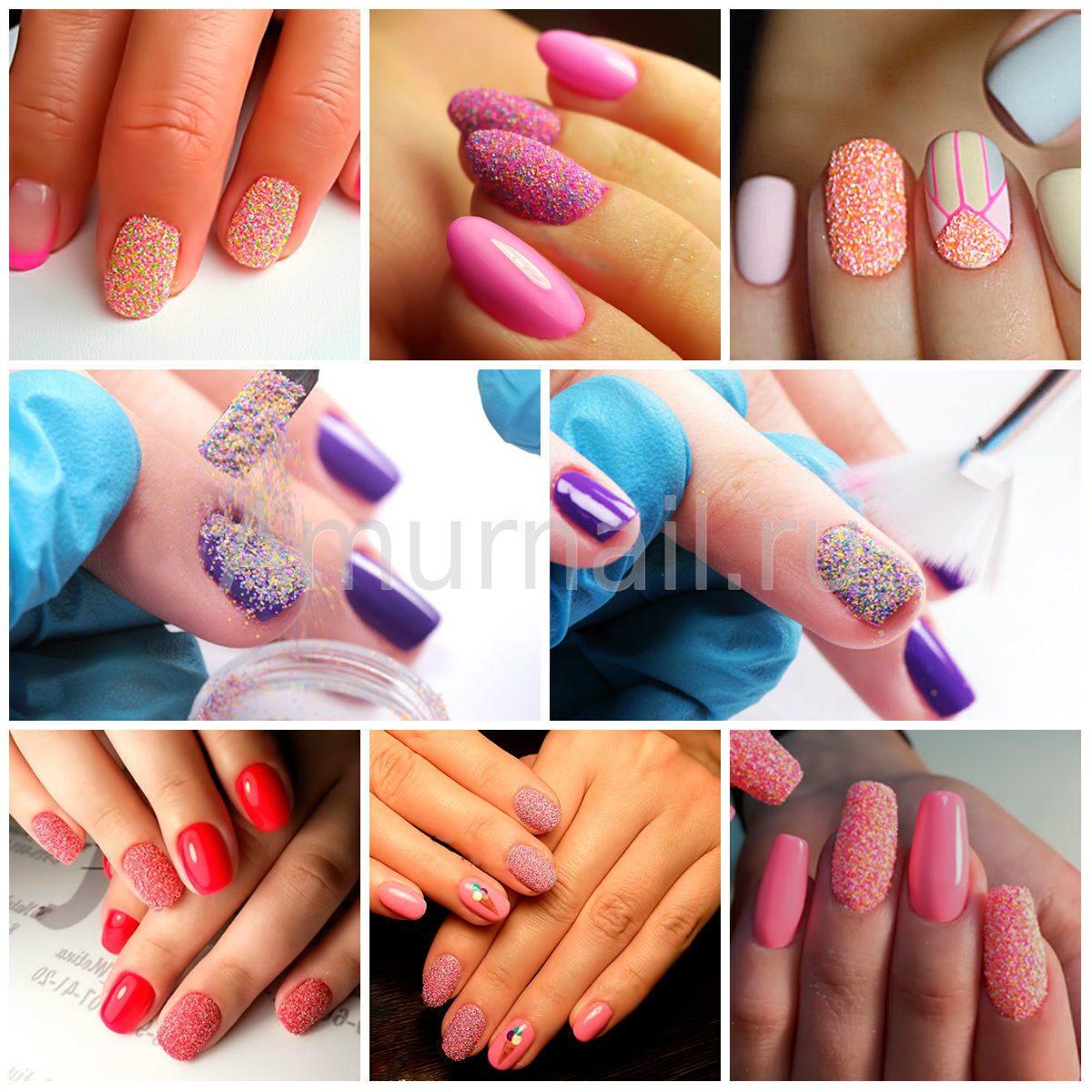 Как пользоваться пудрой для ногтей? Как наносить гель-лак и как нанести 2