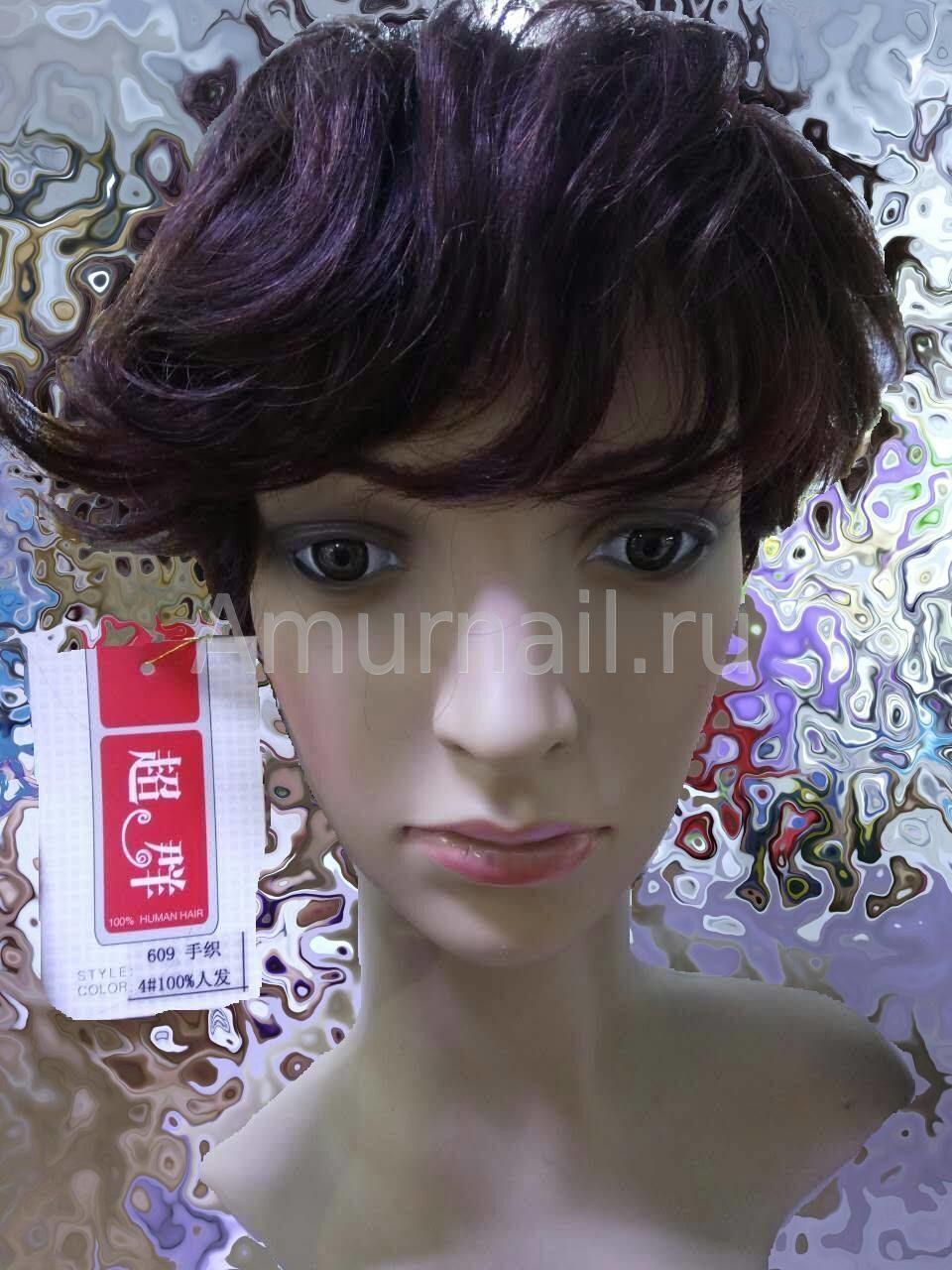 Заказать парик из натуральных волос в минске