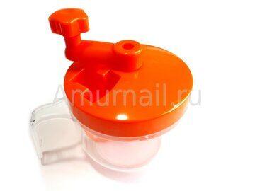 Миксер для смешивания краски Механический складной (чаша) 2